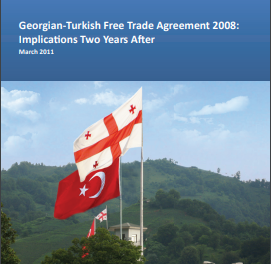 Georgian-Turkish Free Trade Agreement 2008: Implementation Two Years After