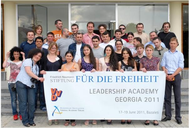 ლიდერთა აკადემია – საქართველო 2011