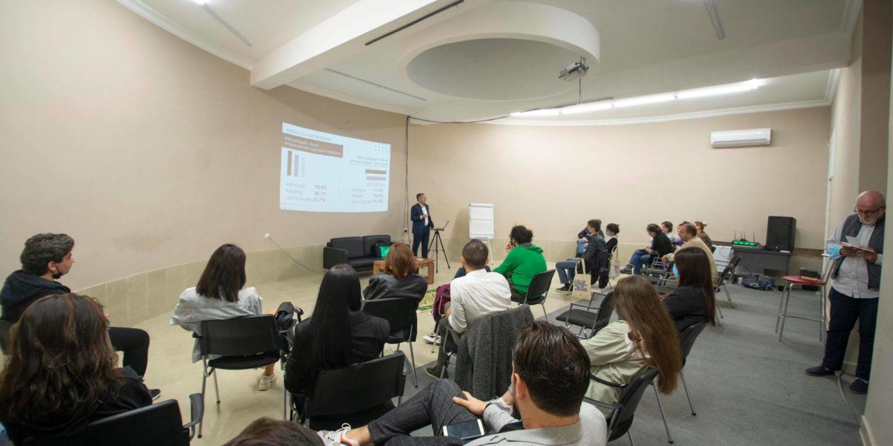 Public Lecture in Gori